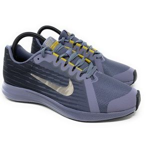 Nike-Downshifter 8 Youth Running Size 7y =8.5 wms
